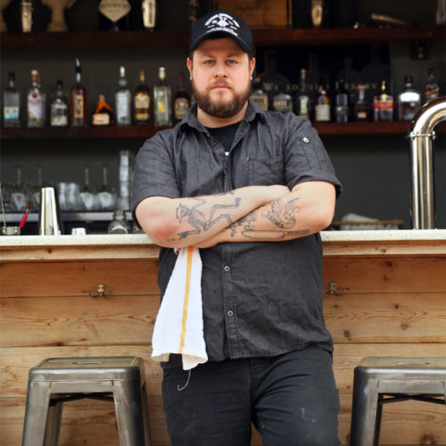 Chef Josh Gregory