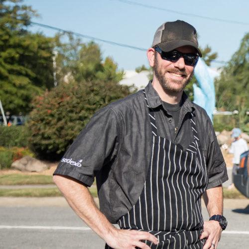 Executive Chef Jason Congleton