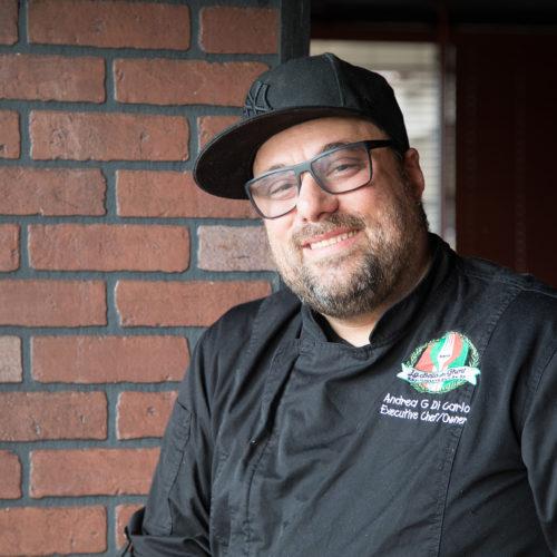 Chef Andrea Di Carlo