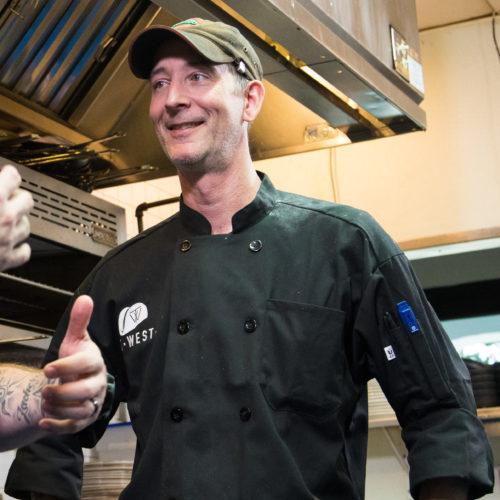 Chef Edward Storey