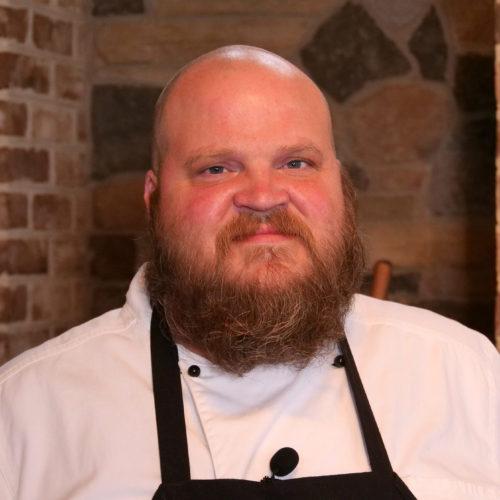 Pitmaster Chef Forrest Warren