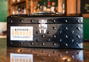 The Kitchen Ambush Toolbox