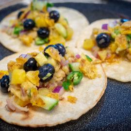 Bo Jackson's Signature Shrimp Tacos